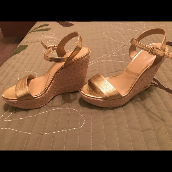 105b92c7654 Michale Kors Jill Spadrille Wedge Sandals 6.5. M 5a9531866bf5a6f905269c46.  Other Shoes you may like. Michael ...